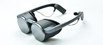가볍게 안경처럼 쓰는 VR기기 등장!