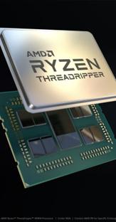 이게 바로 지존이다. AMD T.R 3990X