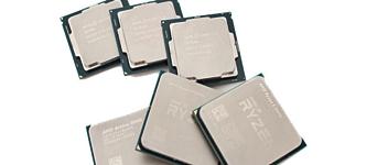 사무용 가성비 CPU, 인텔 vs AMD