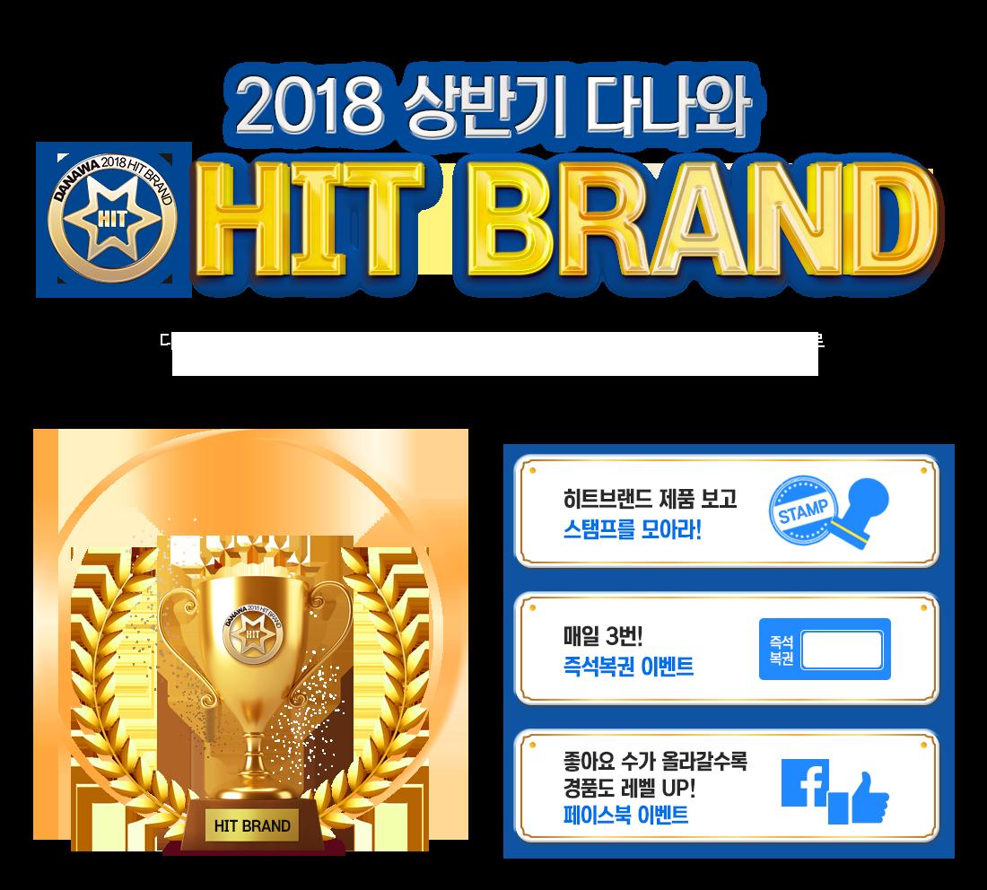 다나와 히트브랜드는 2018년 상반기 소비자에게 가장 많은 사랑을 받은 제품을 기준으로 다나와 전문 CM이 추천하는 최고의 브랜드입니다.
