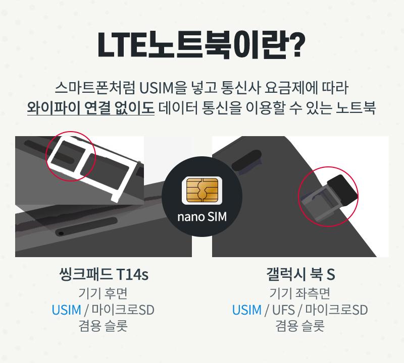 LTE노트북이란?