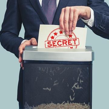 정보유출을 막는 Step.1 문서세단기