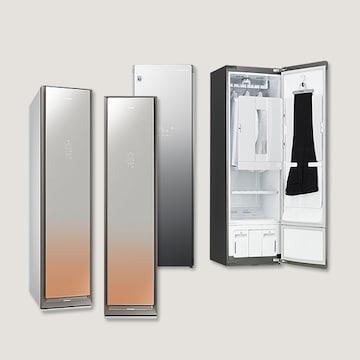 LG트롬 스타일러 VS 삼성 에어드레서