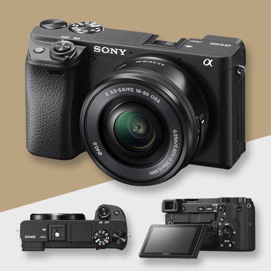 브이로그 카메라 SONY A6400