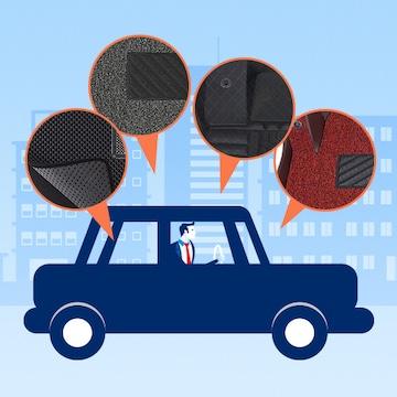 차량용 매트 제품별 특성은?