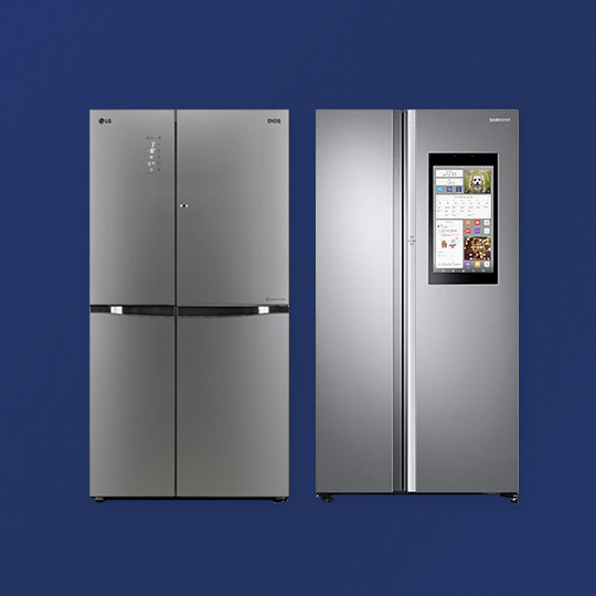 양문형 냉장고 인기모델 비교 분석!