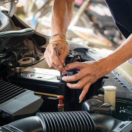 자동차 배터리 셀프교체 방법!