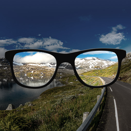 내 눈을 위한 선택, 편광선글라스