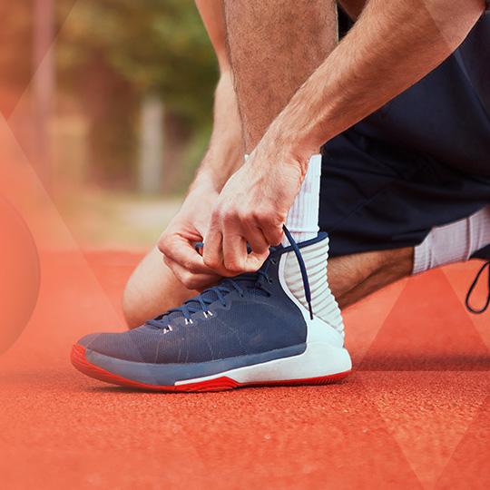 운동별로 최적화된 스포츠 신발