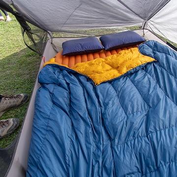 세상 추운 지금! 꿀잠예약 캠핑침낭