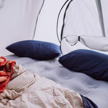 캠핑의 밤 꿀잠 자는 방법