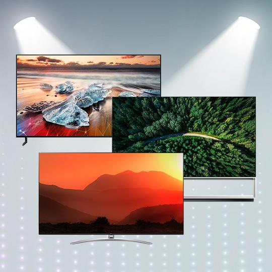 LG와 삼성 8K UHD TV, 당신의 선택은?!