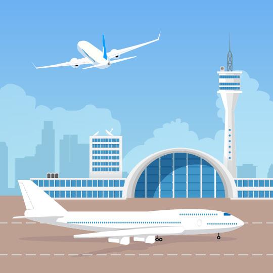 2019 World Best Airport & Airline