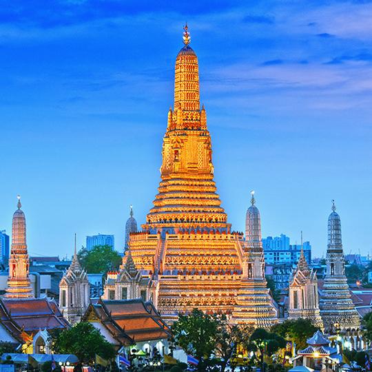 올 겨울엔 방콕하지 말고 방콕(Bangkok) 가자!