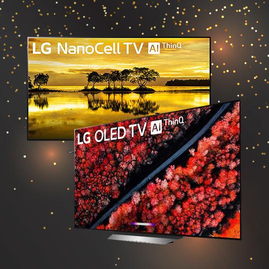 연말연시에도  할인된 가격으로 TV 사자!