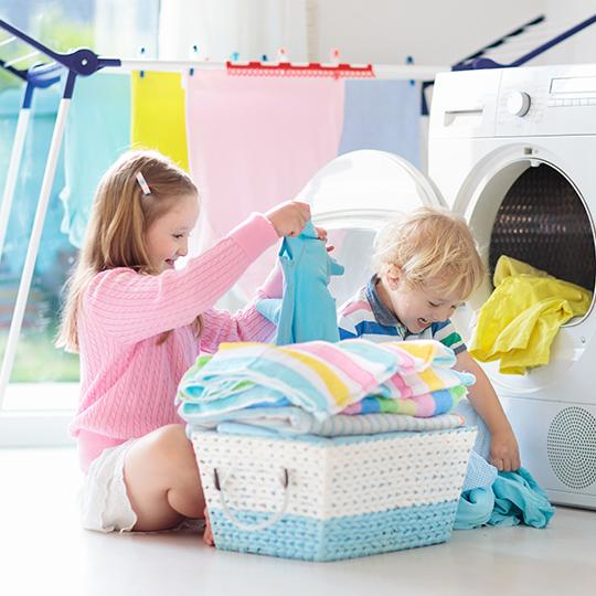 소중한 우리 아이를 위한  유아용 세제&유연제
