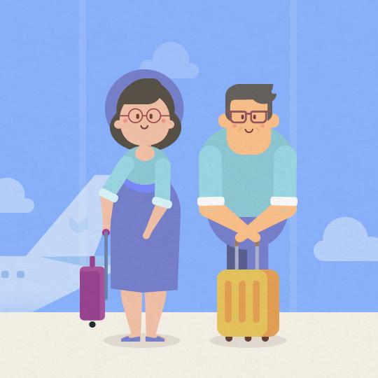 여행지 고민 STOP! 부모님과 여행하기 좋은곳은?