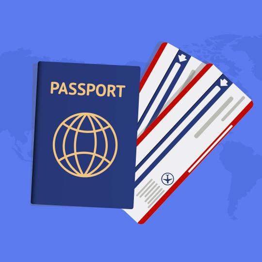 대한민국 여권과 전세계 비자현황