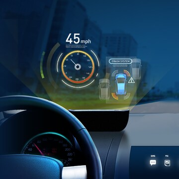 HEAD UP DISPLAY GUIDE BOOK