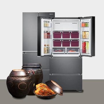 김치맛을 지켜주는 냉장고는 따로 있다!