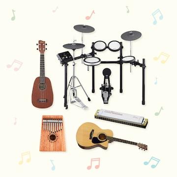음악과 함께하는 매일! 독학 가능 취미 악기