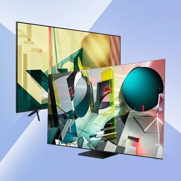 2020 삼성 QLED TV 스펙 비교