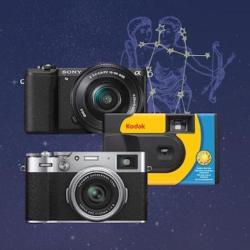 별자리로 알아보는 나의 카메라 성향은? (1)