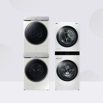 삼성 그랑데AI VS LG 워시타워 비교분석