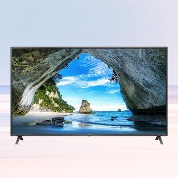 2020 LG UHD  중보급형 TV 스펙 비교