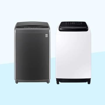 일반 세탁기  브랜드별 특징 분석!