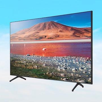 2020 삼성 UHD  중보급형 TV 스펙 비교
