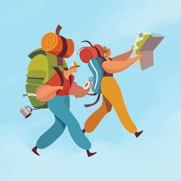 여행용 배낭 구매법