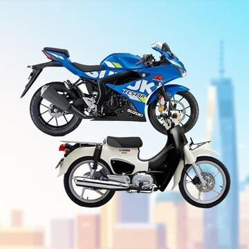 상쾌한 라이딩을 위한 인기 오토바이 기획전
