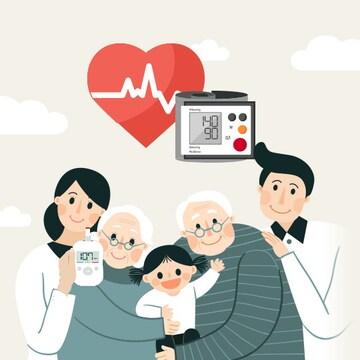 환절기 더욱 중요한 혈당, 혈압 관리하기