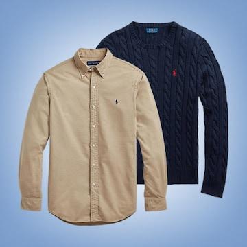 셔츠 vs 니트, 당신의 선택은?