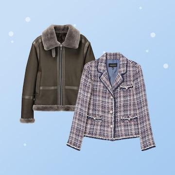 겨울 자켓들을 한눈에 살펴보자!
