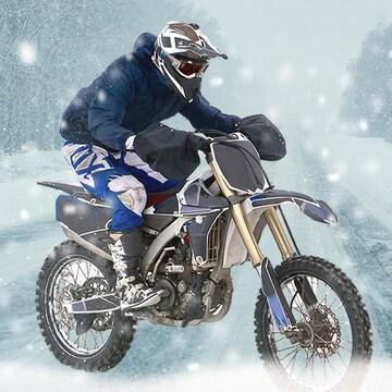 겨울에도 멈출 수 없다! 오토바이 방한장갑 기획전