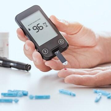 예방만이 답인 당뇨병, 혈당계로 예방해요!
