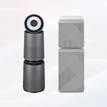 2021년형 공기청정기 삼성/LG 신제품 탐구!