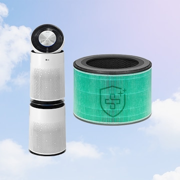 LG전자 공기청정기 필터 고르는 방법!