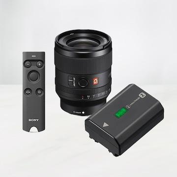 소니 카메라 용품 모음전