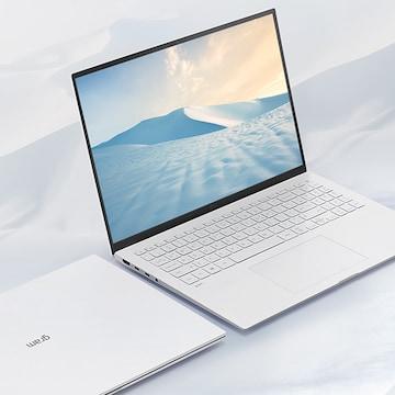 2021 LG gram 16 노트북 브랜드가이드