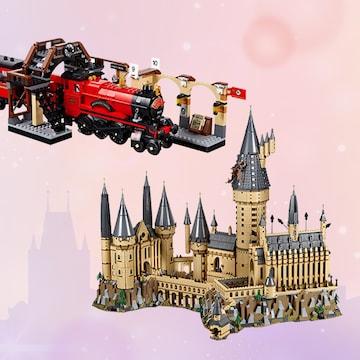 마법의 세계로 떠나는 여행 레고로 만나는 해리포터