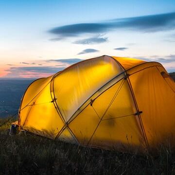 캠린이를 위한 텐트 구매팁