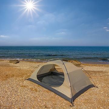 여름 나들이 필수! 그늘막 텐트 준비됐나요?