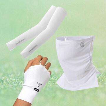 여름 골프 라운딩 필수품