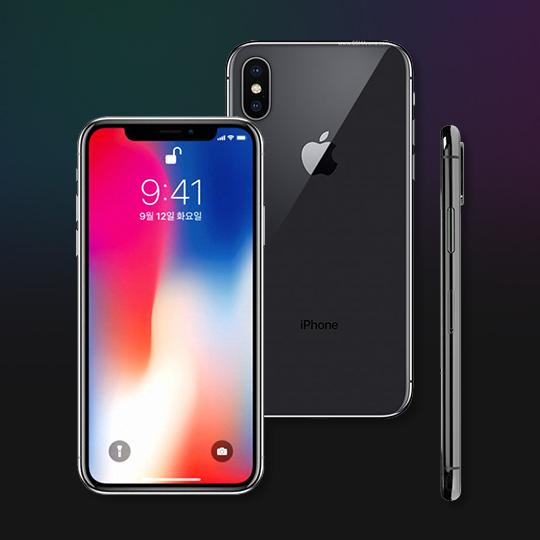 새로운시대의 첫번째 아이폰, 아이폰X