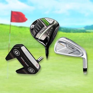 여름 골프라운딩을 위한  골프클럽 기획전