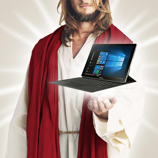 윈도우OS 시장의 구세주! 갤럭시북