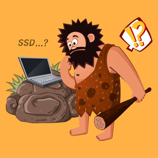 컴알못을 위한 SSD 구매전 3단계!